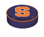 Syracuse Orange Bar Stool Seat Cover