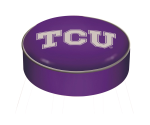 Texas Christian Horned Frogs Bar Stool Seat Cover