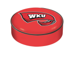 Western Kentucky Hilltoppers Bar Stool Seat Cover