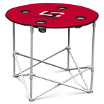 Grace Christian Academy Round Tailgating Table