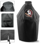Florida State Kamado Style Grill Cover w/ Seminoles Logo