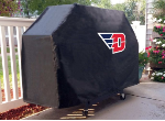 Dayton Grill Cover with Flyers Logo on Black Vinyl