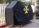 Idaho Grill Cover with Vandals Logo on Black Vinyl