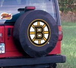 Boston Tire Cover w/ Bruins Logo