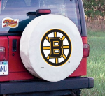 Boston Bruins Tire Cover