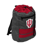 Indiana Hoosiers Journey Backsack w/ Officially Licensed Team Logo