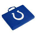 Indianapolis Colts Bleacher Cushion w/ Officially Licensed Team Logo