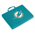 Miami Dolphins Bleacher Cushion w/ Officially Licensed Team Logo