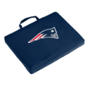 New England Patriots Bleacher Cushion w/ Officially Licensed Team Logo