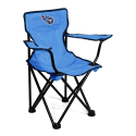 Tennessee Titans Toddler Canvas Chair w/ Officially Licensed Team Logo