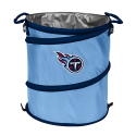 Tennessee Titans Collapsible 3-in-1 Trash Can/Cooler/Hamper