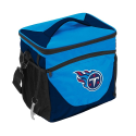 Tennessee Titans 24-Can Cooler w/ Officially Licensed Team Logo