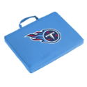Tennessee Titans Bleacher Cushion w/ Officially Licensed Team Logo