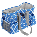 Tennessee Titans Quatrefoil Jr Caddy w/ Officially Licensed Logo