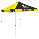 Appalachian State Tent w/ Mountaineers Logo - 9 x 9 Checkerboard Canopy