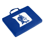 Duke Seat Cushion w/ Blue Devils logo