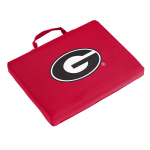 Georgia Seat Cushion w/ Bulldogs logo