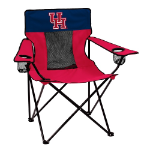 Houston Elite Chair w/ Cougars Logo
