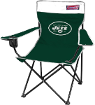 New York Jets Coleman Quad Canvas Chair
