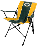 Green Bay Packers Tailgate Canvas Chair