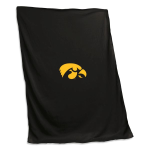 Iowa Hawkeyes Sweatshirt Blanket