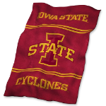 Iowa State Cyclones UltraSoft Blanket