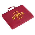 Iowa State Seat Cushion w/ Cyclones logo