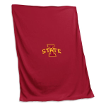 Iowa State Cyclones Sweatshirt Blanket