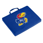 Kansas Seat Cushion w/ Jayhawks logo