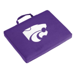 Kansas State Seat Cushion w/ Wildcats logo