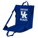 Kentucky Stadium Seat w/ Wildcats Logo - Cushioned Back