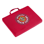 Louisiana Lafayette Seat Cushion w/ Ragin Cajuns Logo