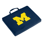 Michigan Seat Cushion w/ Wolverines logo