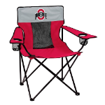 Ohio State Elite Chair w/ Buckeyes Logo
