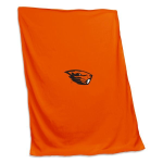 Oregon State Beavers Sweatshirt Blanket