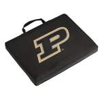 Purdue Seat Cushion w/ Boilermakers logo