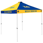 UCLA Tent w/ Bruins Logo - 9 x 9 Checkerboard Canopy