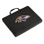 Baltimore Seat Cushion w/ Ravens logo