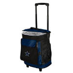 Dallas Rolling Cooler w/ Cowboys Logo - 24 Cans
