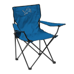 Detroit Quad Chair w/ Lions Logo