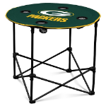 Green Bay Packers Round Tailgating Table