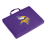 Minnesota Seat Cushion w/ Vikings logo