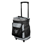 Oakland Rolling Cooler w/ Raiders Logo - 24 Cans