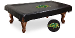 North Dakota State Pool Table Cover w/ Bison Logo - Vinyl