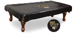 Wake Forest Pool Table Cover w/ Demon Deacons Logo - Vinyl