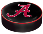 Alabama Crimson Tide Bar Stool Seat Cover Script A