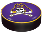 East Carolina Pirates Bar Stool Seat Cover