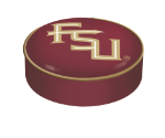 Florida State Seminoles Bar Stool Seat Cover - FS