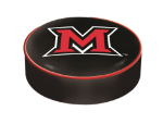 Miami Redhawks Bar Stool Seat Cover