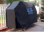 Kentucky Grill Cover with Wildcats 'UK' Logo on Black Vinyl